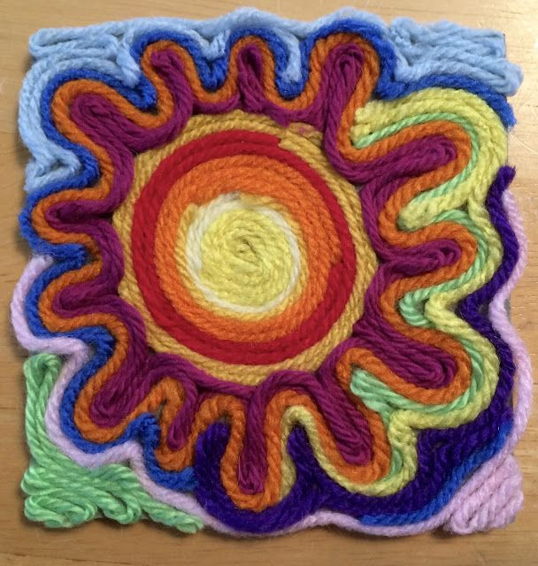 Haggin 2nd Saturdays For Families Yarn Painting Events Visit