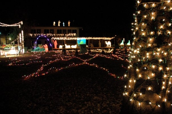 4th Annual Christmas Light Show!