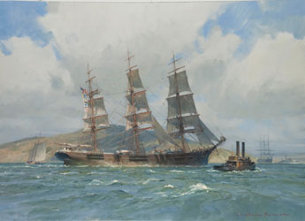 15th national exhibition of the american society of marine artists