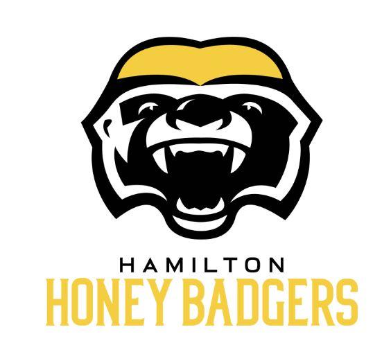 Hamilton Honey Badgers logo