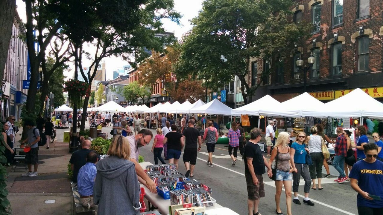 Supercrawl vendors