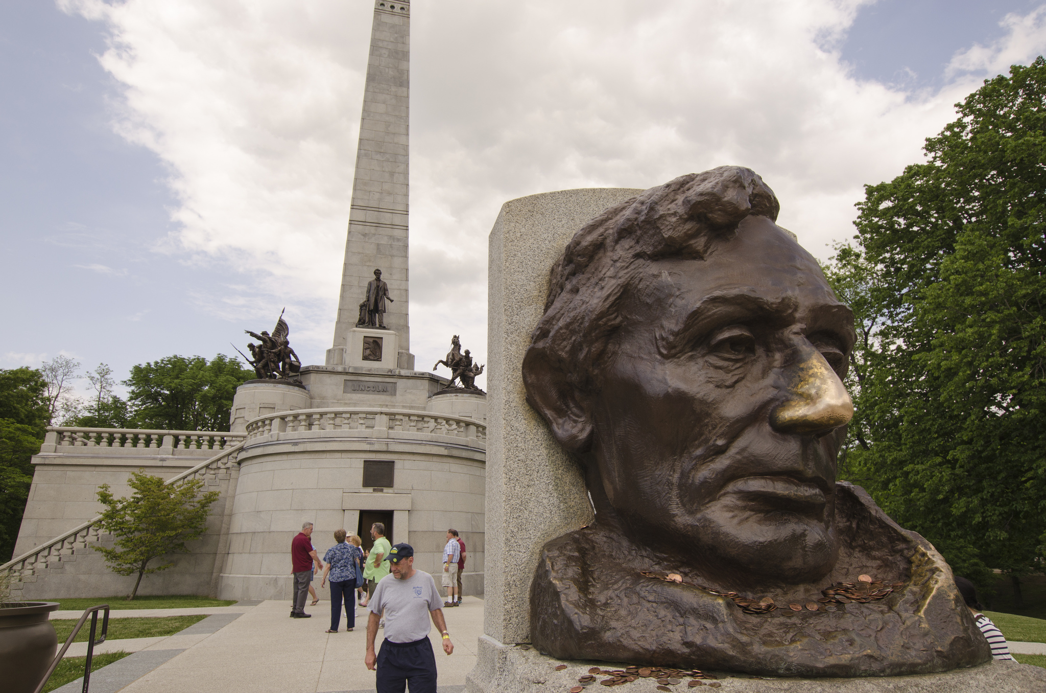 Sites & Attractions Lincoln Tomb