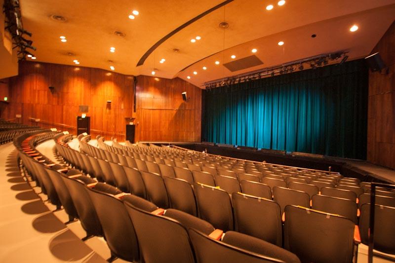 Shasta College Theatre | VisitRedding.com
