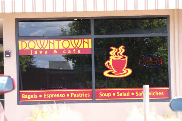Downtown Java And Cafe Redding Ca