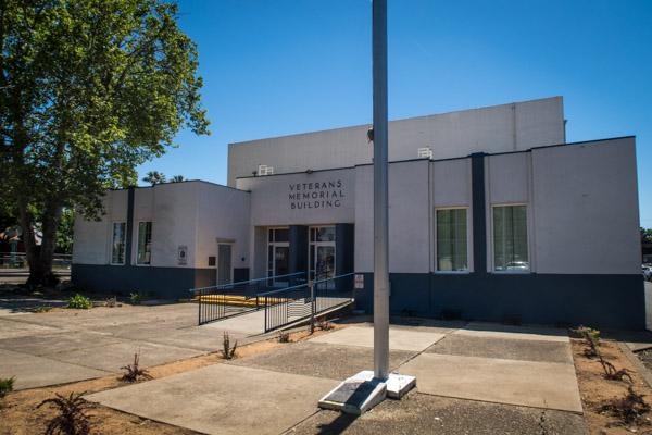 Redding Memorial Veterans Hall Visitredding Com