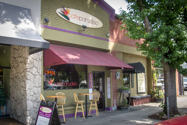Cafe Downtown Redding Ca