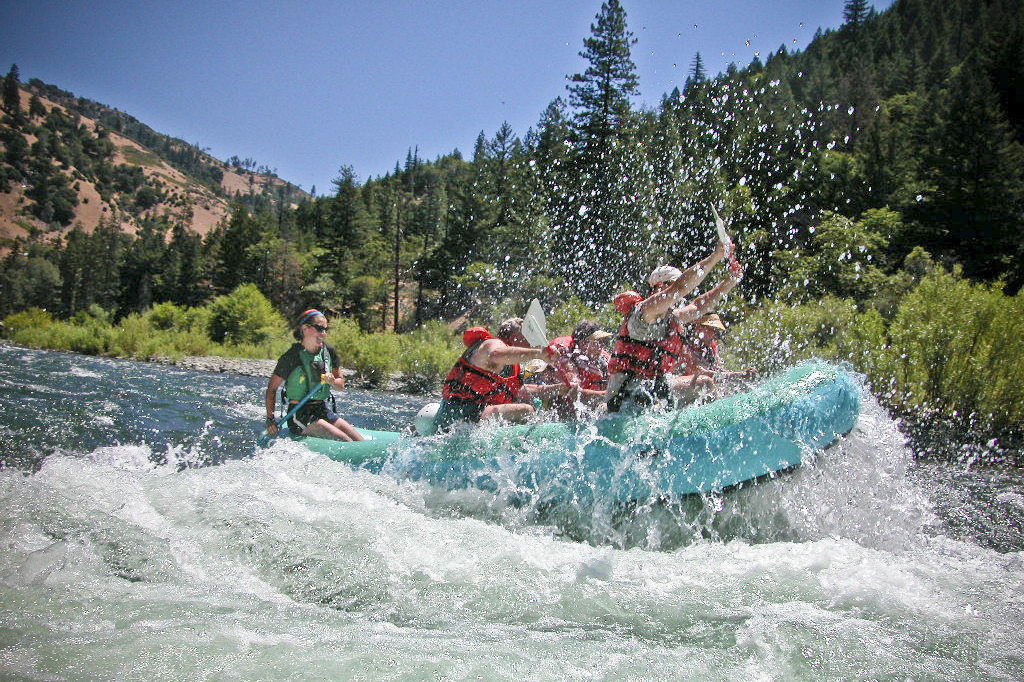 Trinity River Rafting | VisitRedding com