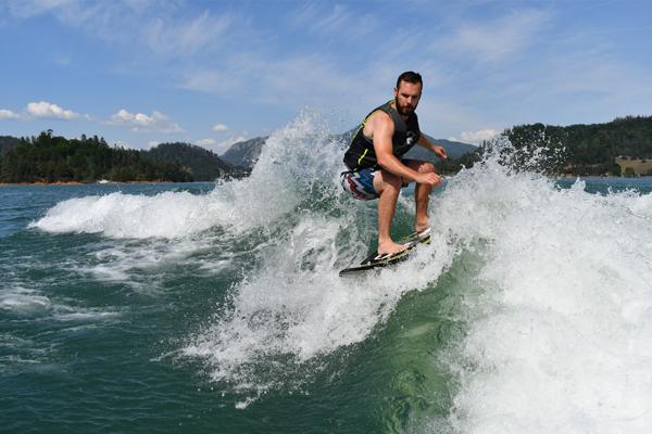 Swimming in Redding, California, Places to Swim, Lake Shasta