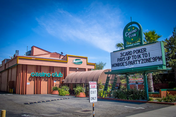 Casino Club Redding