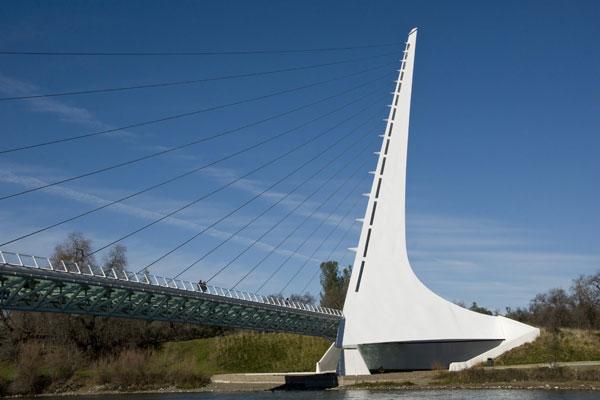 Sundial Bridge Visitredding Com