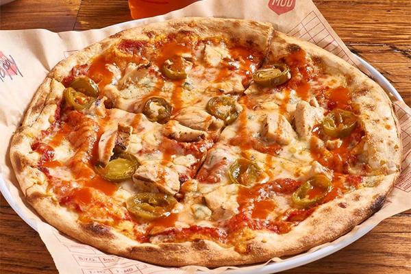 Mod Pizza | VisitRedding.com