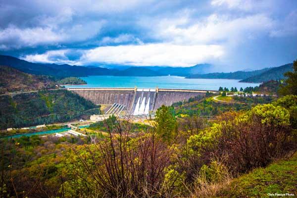 Shasta Dam Visitredding Com