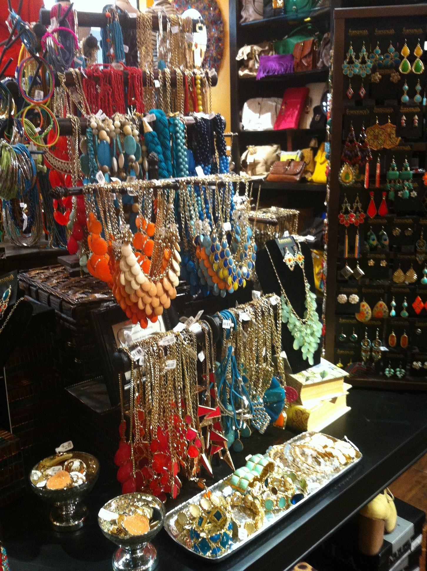 Francesca S Closet Jewelry Dandk Organizer
