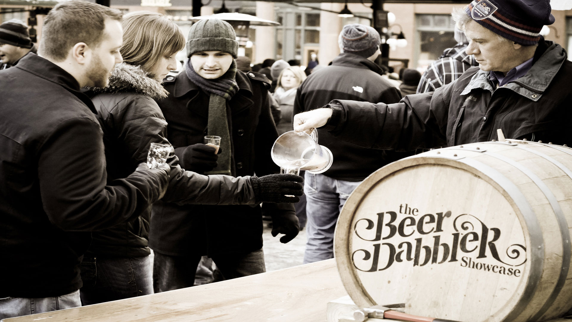 The Beer Dabbler