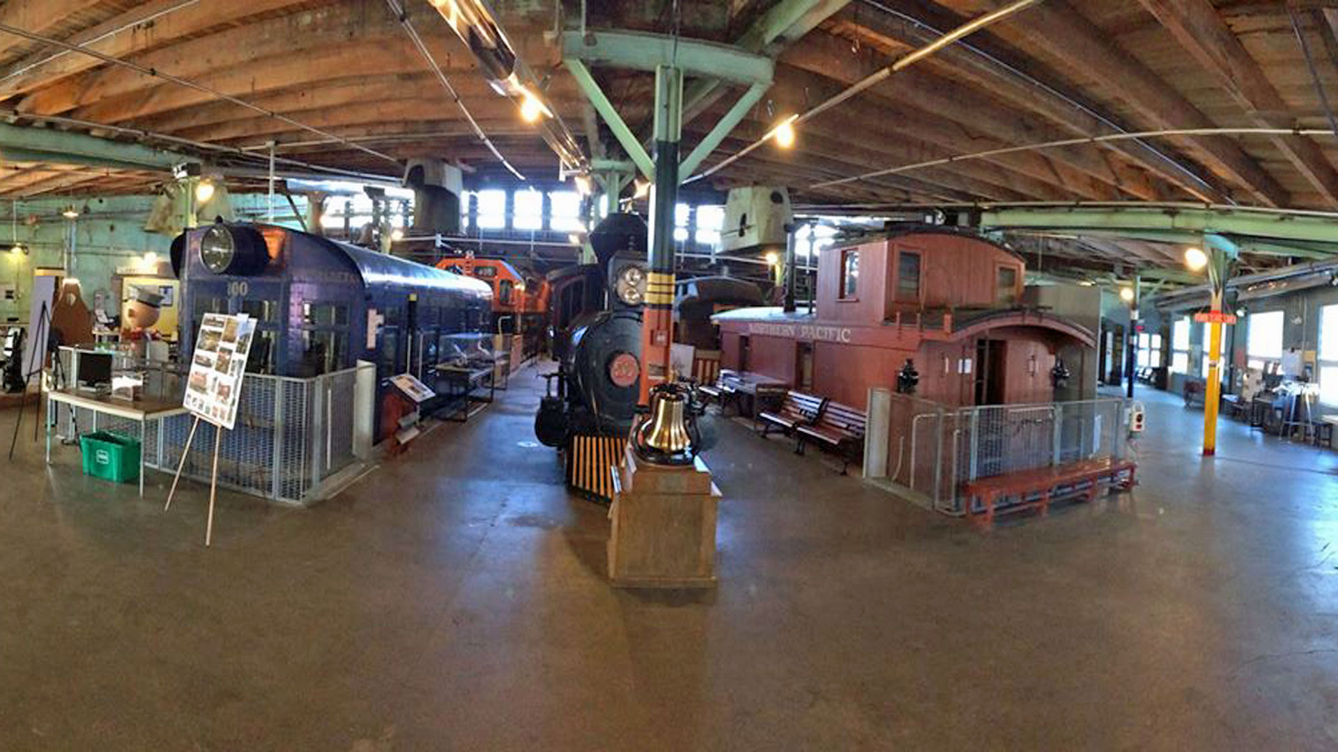 Minnesota Transportation Museum
