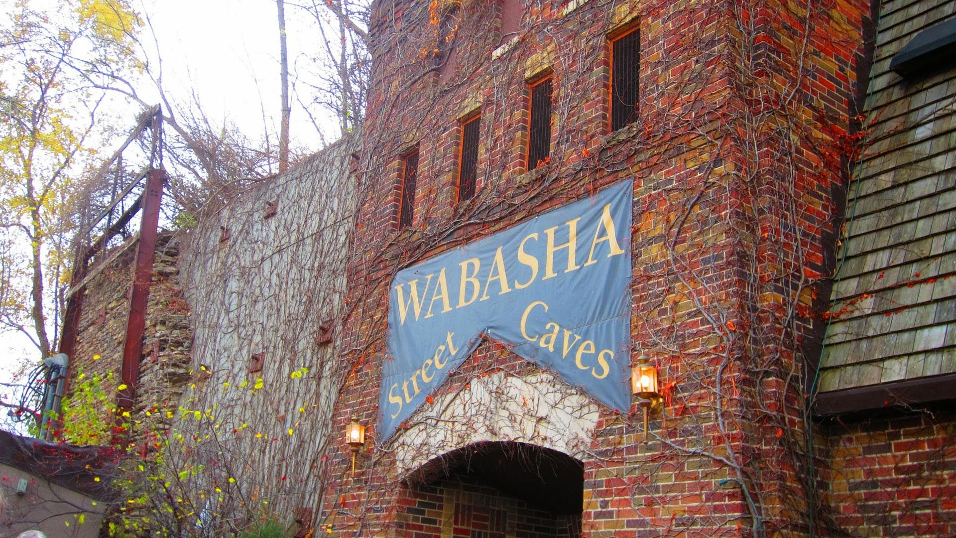 Wabasha Street Caves Historic Cave Tours