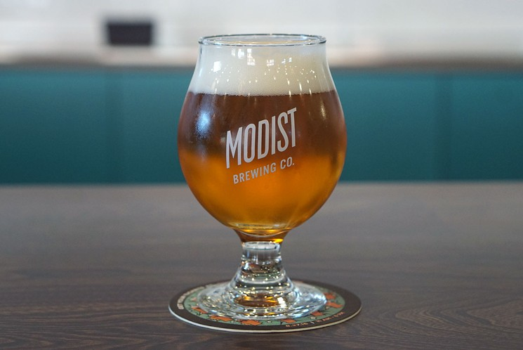 Modist Brewing Co.