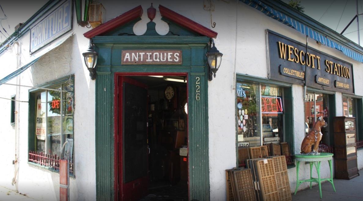 Wescott Station Antiques
