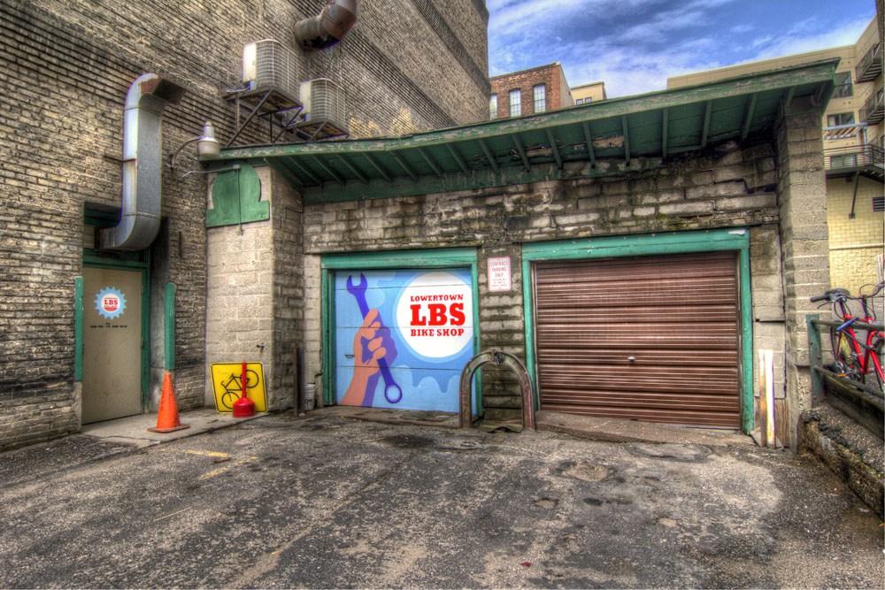 Lowertown Bike Shop