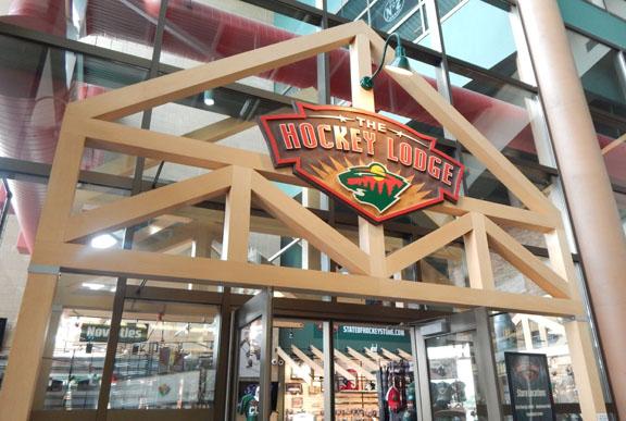 Hockey Lodge