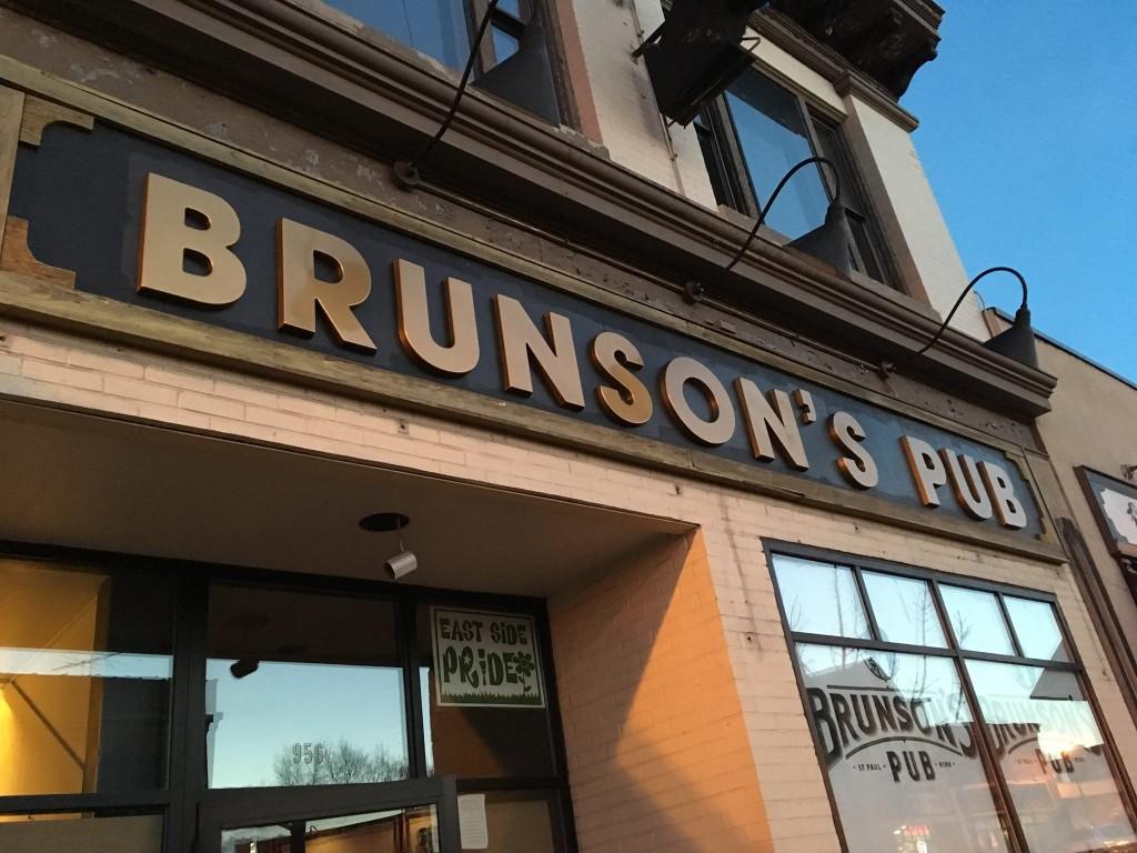 Brunson's Pub