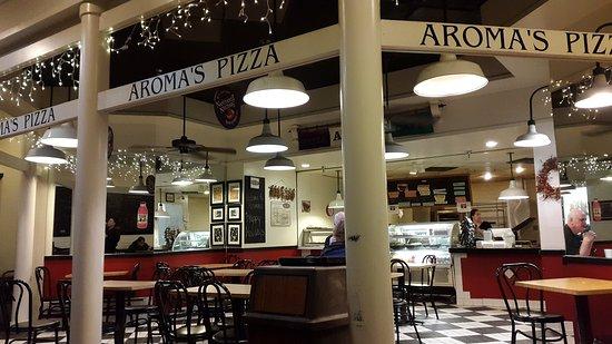 Aroma's Cafe