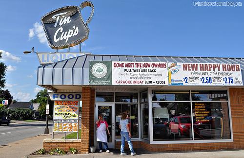 Tin Cup's