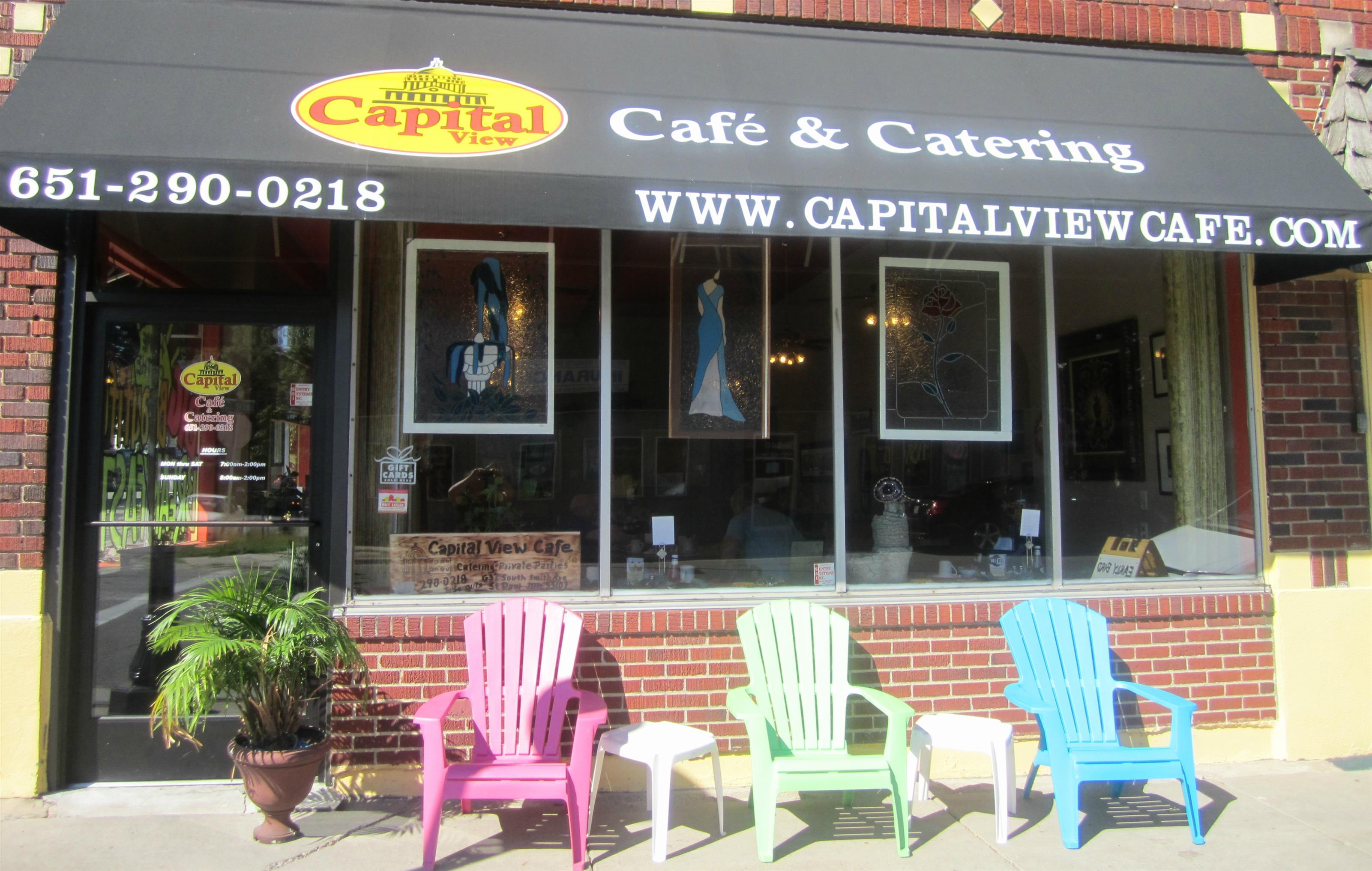 Capital View Café