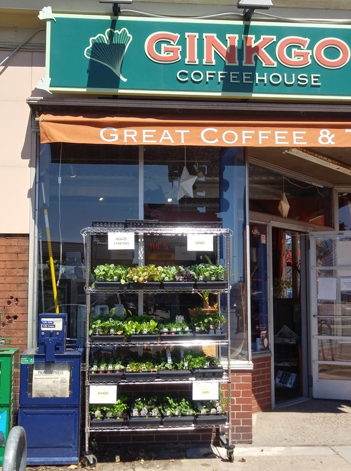 Gingko Coffeehouse