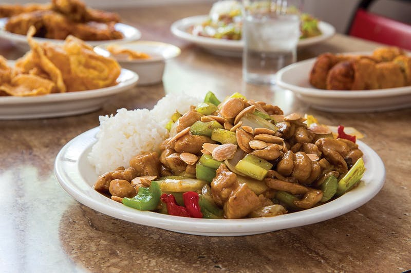 Golden Chow Mein