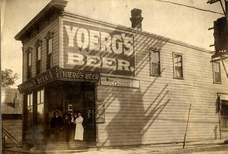 Yoerg Saloon & Brewery