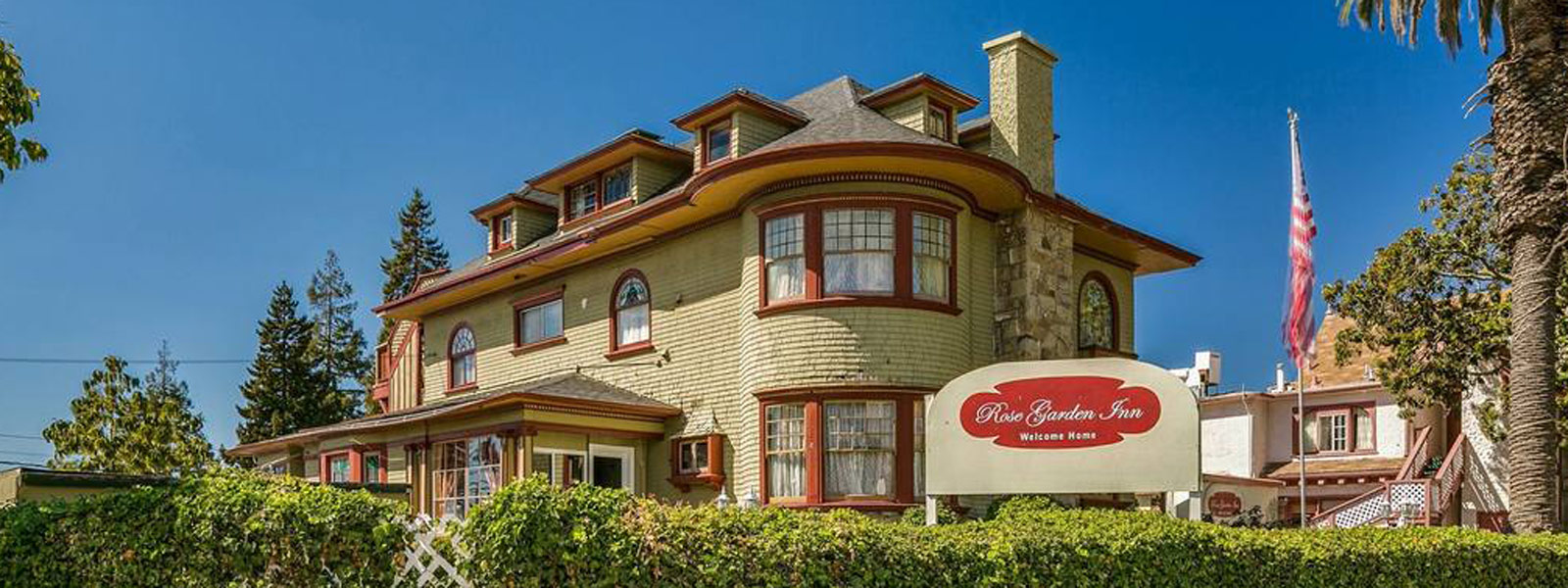 Visit Berkeley   Rose Garden Inn