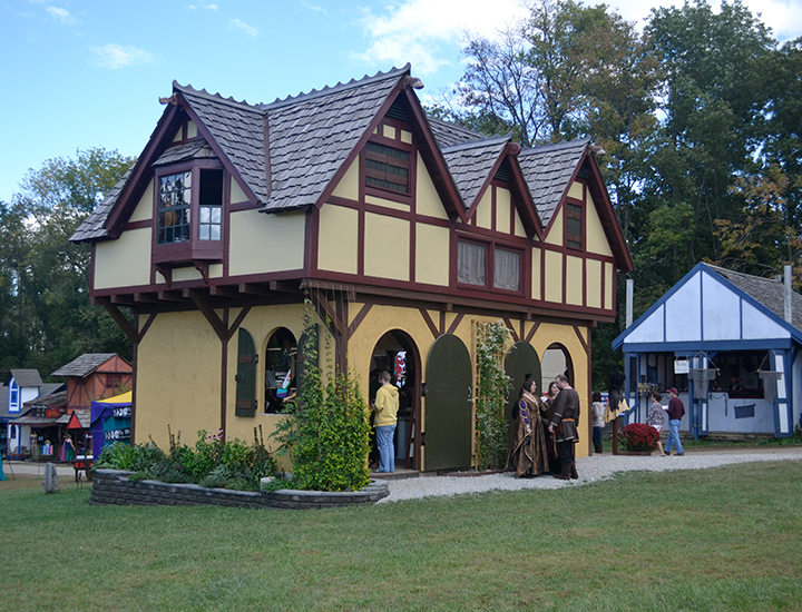 Ohio Renaissance Festival | Festival Food and Drinks
