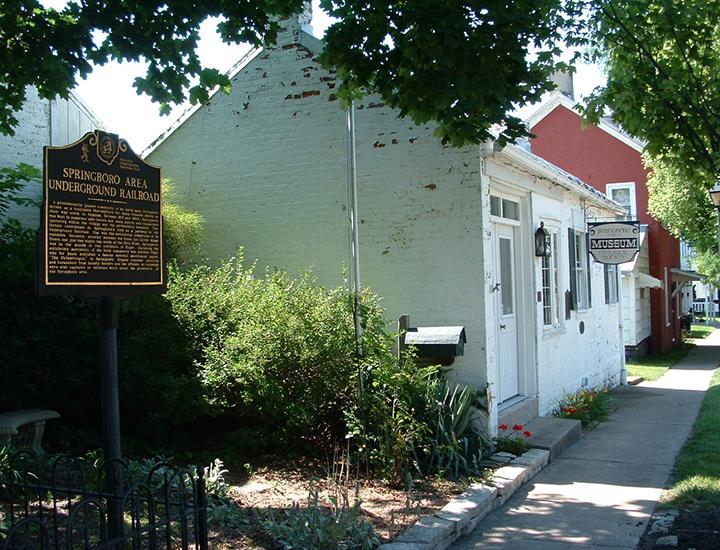 Springboro Historical Society Museum
