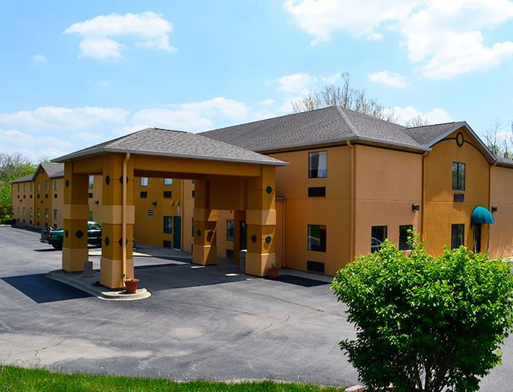 Quality Inn & Suites Mason