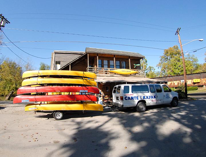 Loveland Canoe & Kayak