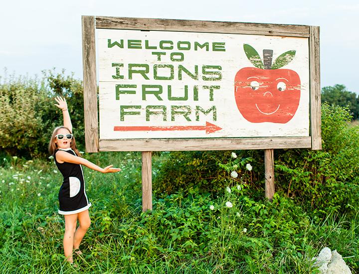 Irons Fruit Farm