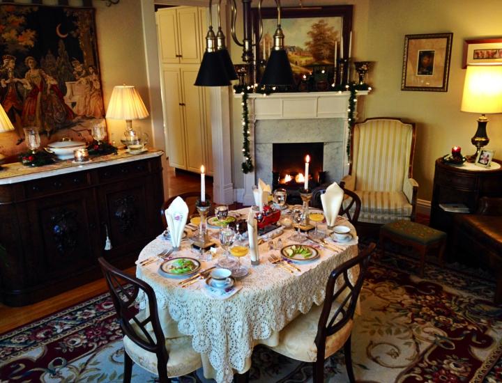 Hardy's Bed & Breakfast Suites