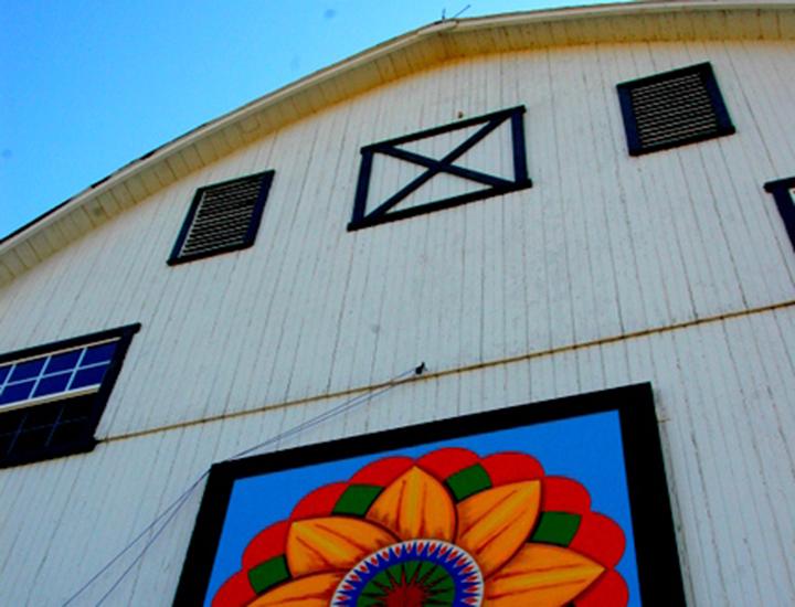 Deerfield Township Quilt Barns