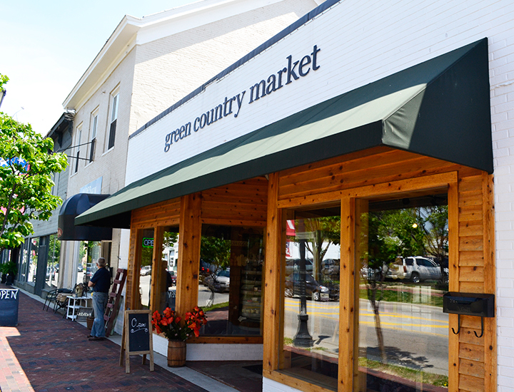 Green Country Market