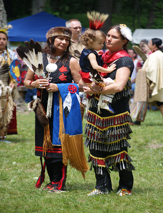 Native American Indian Gathering in Southwest Ohio