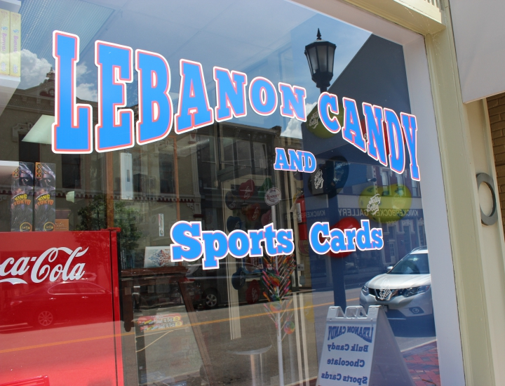 Lebanon Candy & Sports Cards