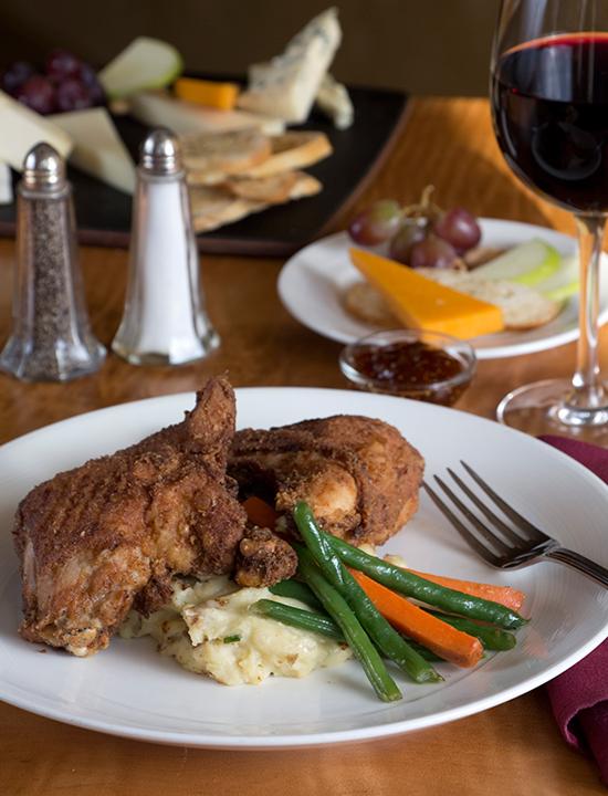 Lebanon, Ohio | The Golden Lamb Fried Chicken Dinner