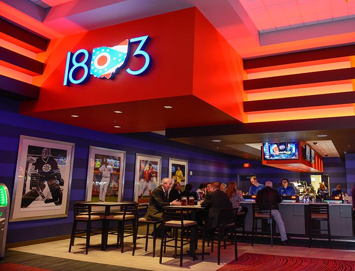 1803 Bar | Miami Valley Gaming