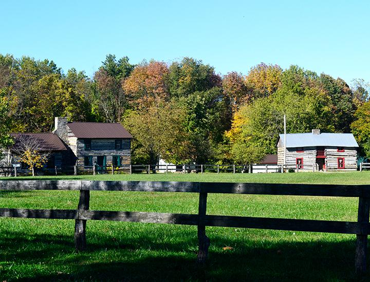 Caesar's Creek Pioneer Village