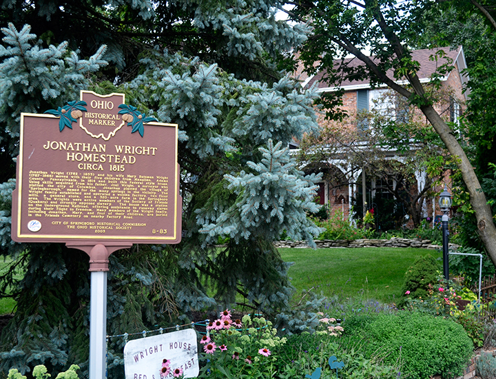 Wright House Bed & Breakfast