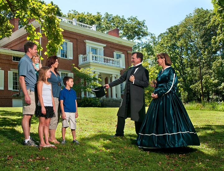 Glendower Historical Mansion