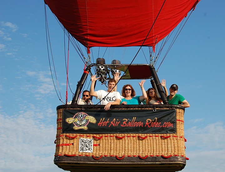 Gentle Breeze Hot Air Balloon Company,  LTD