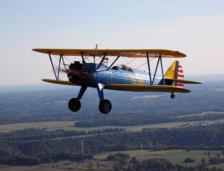 Red Stewart Airfield Plane Rides