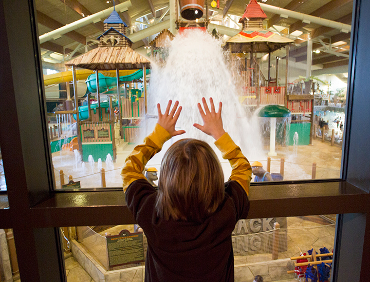 Great Wolf Lodge near Cincinnati and Dayton, Ohio
